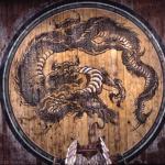 相国寺 法堂天井 蟠龍図