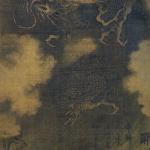 陳容 龍虎図