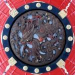 浅草寺 龍彫刻 宝蔵門