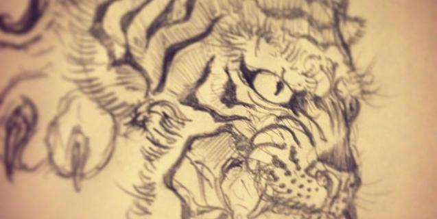 虎#tiger