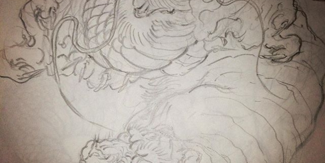 #tiger #dragon #虎 #龍