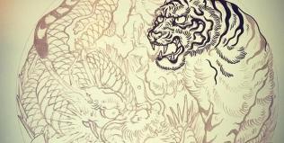 試行錯誤#tiger #虎