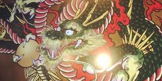 ちょっとずつ。#phoenix #japanesephoenix #鳳凰 #dragon#tigeranddragon #龍 #龍虎#竜 #竜虎 #tiger #虎 #唐獅子 #karajishi #lion #japaneselion #和柄#japanesetraditional #和風 #japanesestyle #刺繍#embroidery #tattoo #刺青