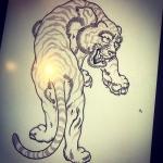 ふたつ目開始。#tiger  #虎  #japaneselion  #和柄#japanesetraditional  #和風  #japanesestyle  #刺繍#embroidery  #tattoo #刺青 #パス #パス化 #vector  #vectorart