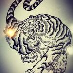 完了。#tiger  #虎  #japaneselion  #和柄#japanesetraditional  #和風  #japanesestyle  #刺繍#embroidery  #tattoo #刺青 #パス #パス化 #vector  #vectorart